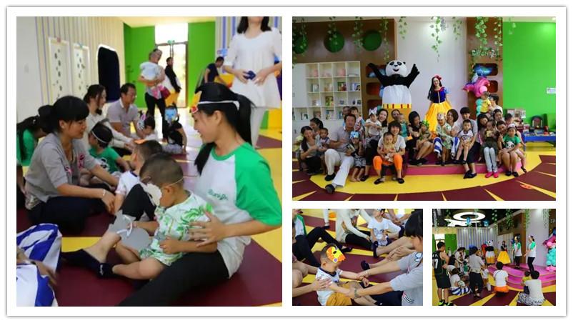BBunion国际早教三亚中心活动花絮:森林化妆舞会