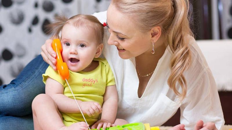 关注婴儿的心理发展,让宝宝更健康,聪明