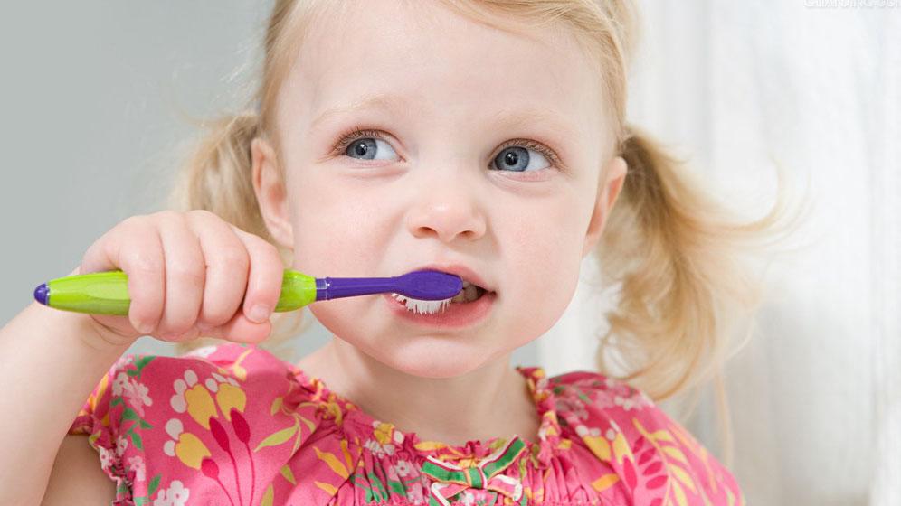 幼儿宝贝牙齿手工制作