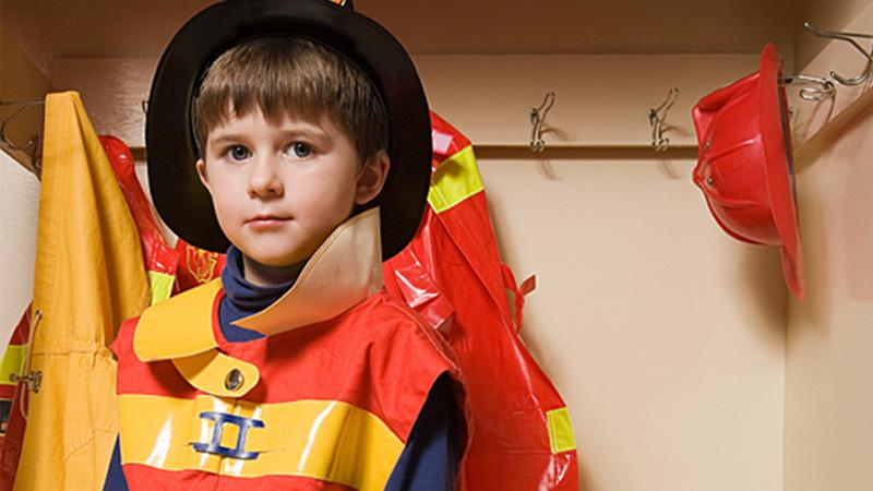 【活动预告】暖冬感恩季--我是小小消防员